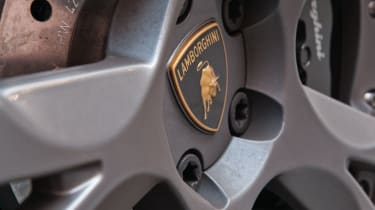 Lamborghini Gallardo LP550-2 wheel