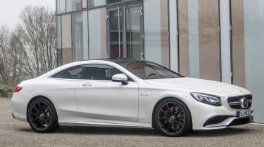 Mercedes S63 AMG Coupe price, specs and pictures