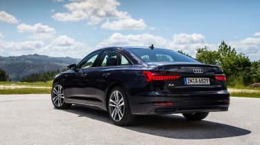 2018 Audi A6 - rear quarter