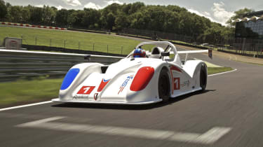 Radical SR1 Cup for rookie racers