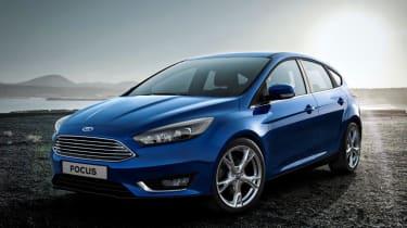 2014 Ford Focus UK prices announced