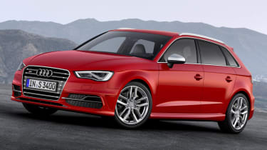 2013 Audi S3 quattro Sportback