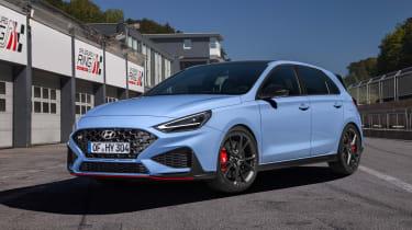2020 Hyundai i30 N – static