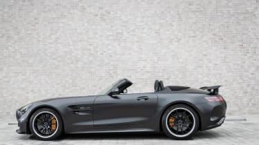 Mercedes-AMG GT R Roadster side