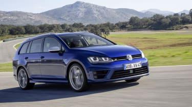 Volkswagen Golf R Estate