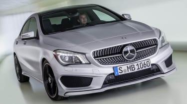 2013 Mercedes-Benz CLA250