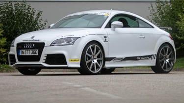 MTM Audi TT RS quattro coupe