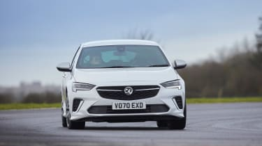 Vauxhall Insignia GSi – front 2