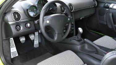 Ruf RGT-8: eight-cylinder Porsche 911