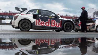 World RX R9 Canada - Audi profile