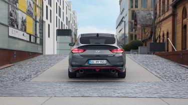 2020 Hyundai i30 FB N – rear