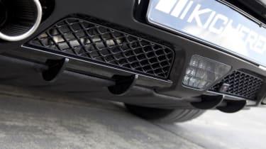 Mercedes SLS AMG 'Black' by Kicherer, rear picture