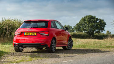 Audi A1 review - Is Audi's smallest car one of its best? | Evo