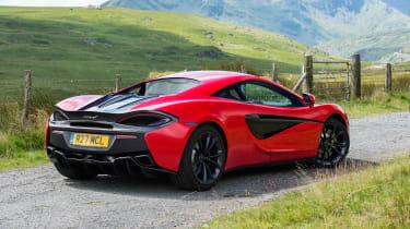 McLaren 12C - rear three quarter