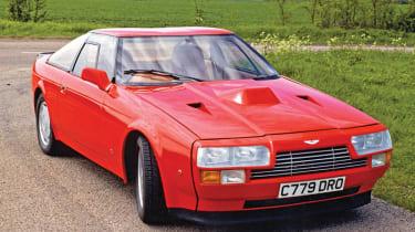 A-Z Supercars: Aston Martin V8 Vantage Zagato