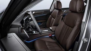 Audi A6 2018 - seats