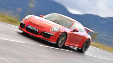 ECOTY 2013: Porsche 911 GT3