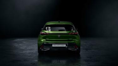 2021 Peugeot 308 - rear