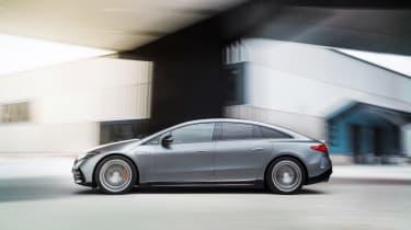Mercedes-AMG EQS53 – profile