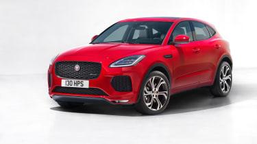 Jaguar E-Pace - driving static R Design front