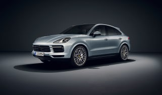 Porsche Cayenne S Coupe - pictures