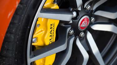 Jaguar F-Type SVR Convertible - wheel