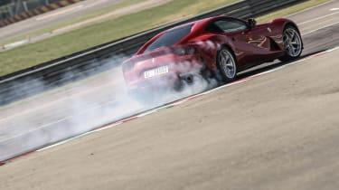 Ferrari 812 Superfast – rear quarter