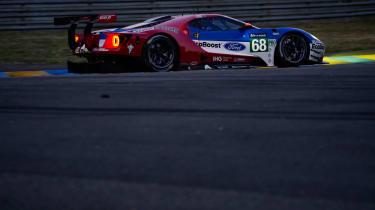 Le Mans 2017 - Ford GT profile
