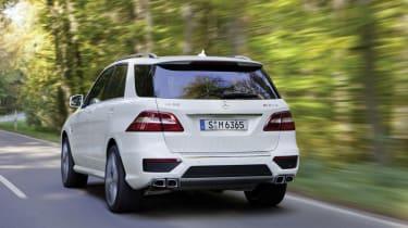 Mercedes-Benz ML63 UK prices