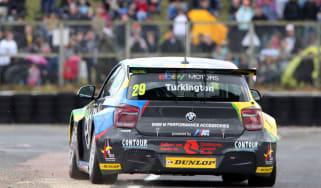 British Touring Cars Croft Colin Turkington BMW 125i M Sport