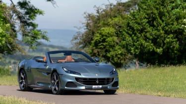 Ferrari Portofino M – front quarter static