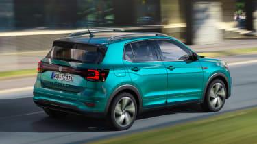 Volkswagen T-Cross revealed - rear