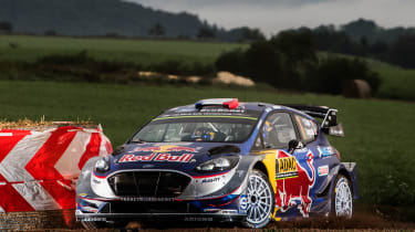 WRC Rally Germany - Fiesta