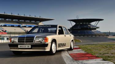 Senna's Mercedes 190E race car