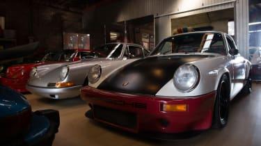 Cali 911s - 911 garage