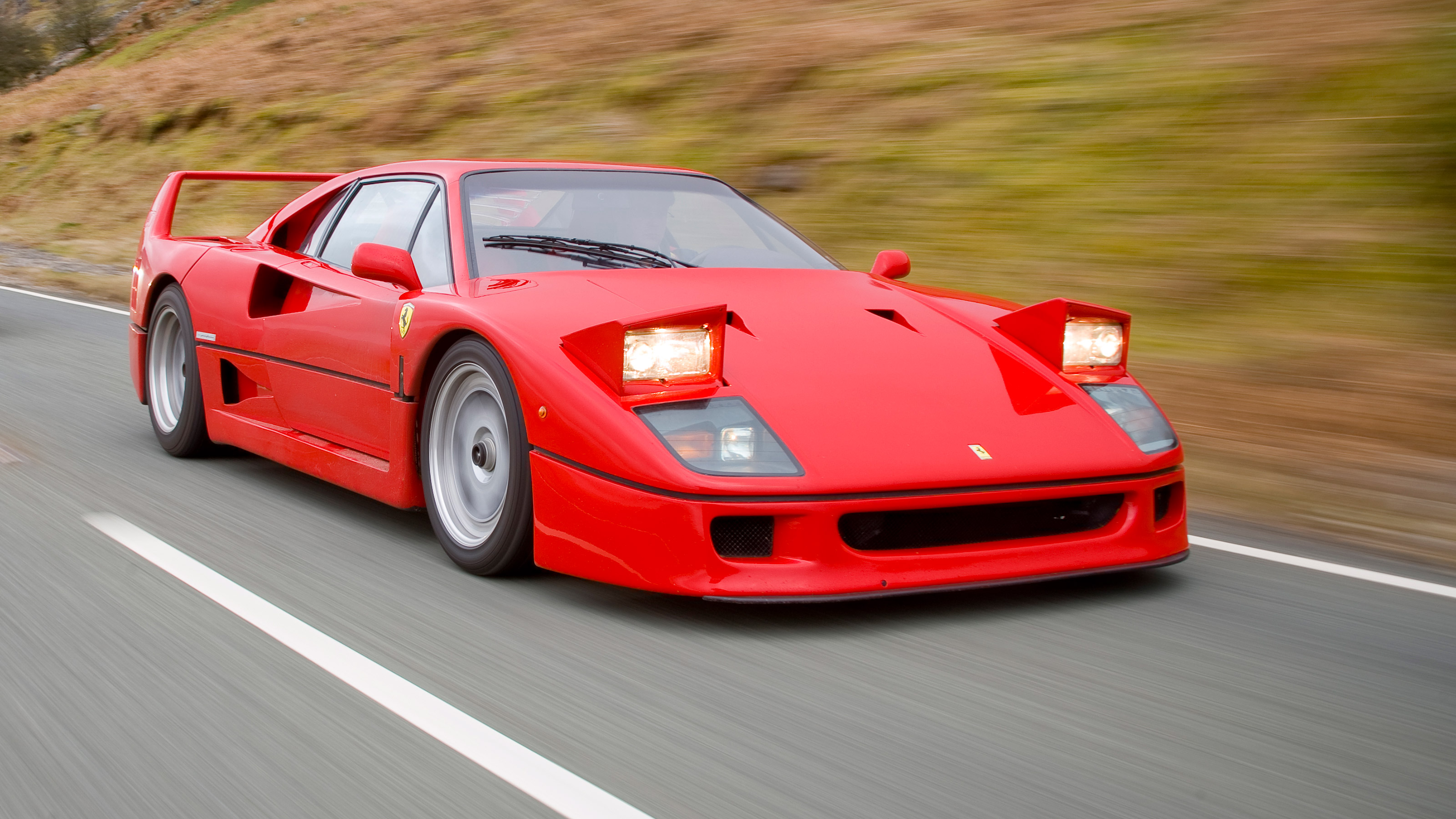 Ferrari F40 Buying Guide Evo