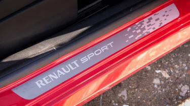 Renault Sport Twingo 133 – sill