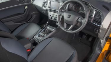 SEAT Ateca interior main