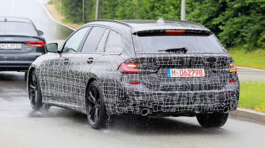 BMW 3-Series Touring – rear