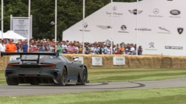 Aston Martin Vulcan - Goodwood