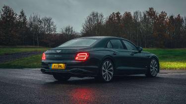Bentley Flying Spur V8 rear
