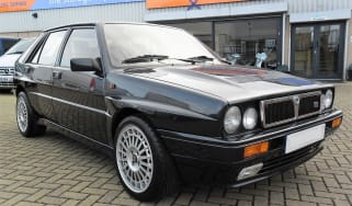 1991 Lancia Delta Integrale HF
