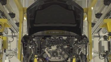 Lamborghini Urus SUV – engine