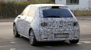 Honda Urban EV spy - rear quarter