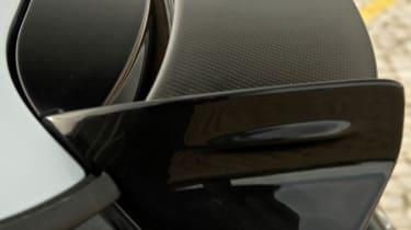 2013 Mini John Cooper Works GP rear carbonfibre spoiler