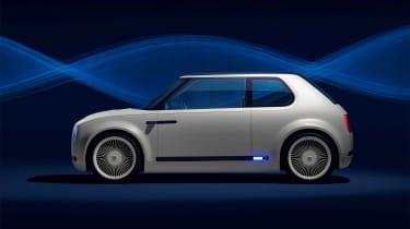 Honda Urban EV Concept - profile