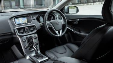 Volvo V40 2016 facelift - Inscription int