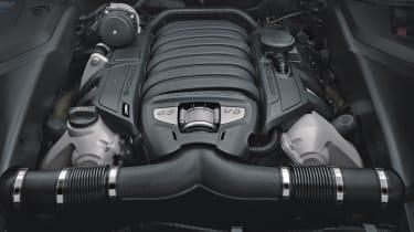 Porsche Cayenne GTS V8 engine