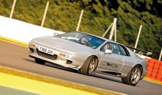 Lotus Esprit drift