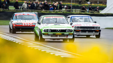 Goodwood 75th Members Meeting 2